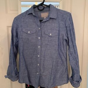 Soft Wash Banana Republic Shirt